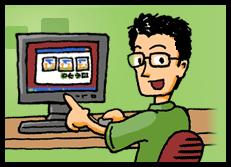 Jackson Ferrell posts comics and art on the internet
